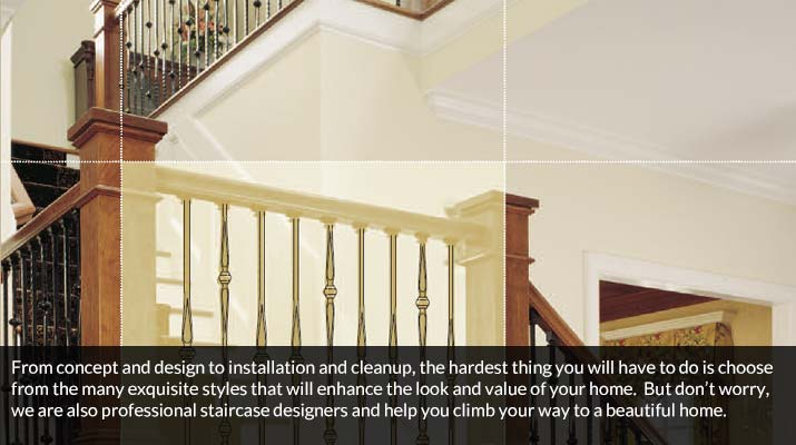 Stair Railing Design in South Florida
