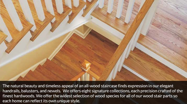 Custom Staircases in Broward County